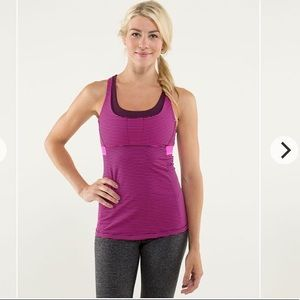 Lululemon Stuff Your Bra Tank